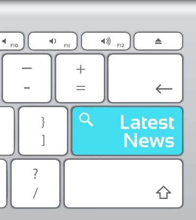 latest news: Latest News Enter Button Keyboard
