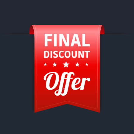 Final Discount Offer Red Label
