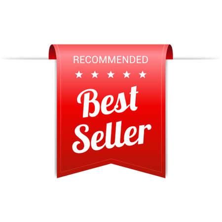 red label: Best Seller Red Label