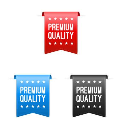 quality icon: Premium Quality Labels