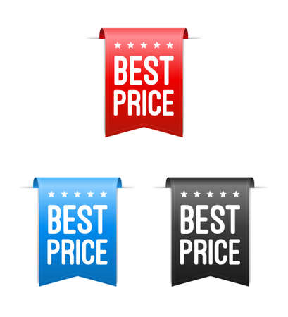 at best: Best Price Labels