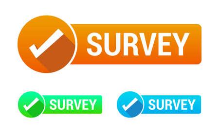 web survey: Survey Banner