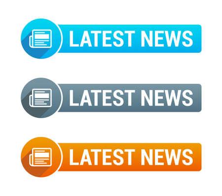 Latest News Banner