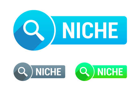niche: Niche Banner Illustration