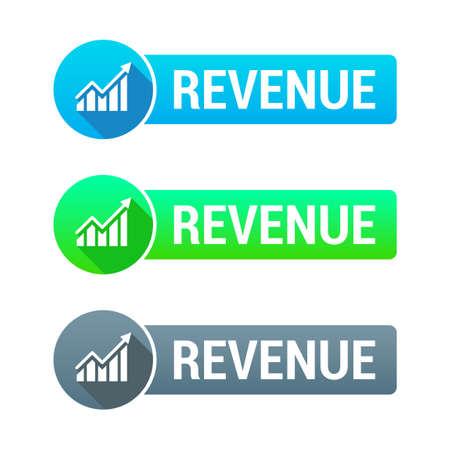 grow money: Revenue Banner
