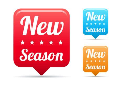 the season: New Season Tags
