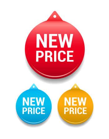 tag: New Price Round Tag