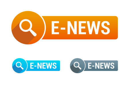 bad news: E-News Banner