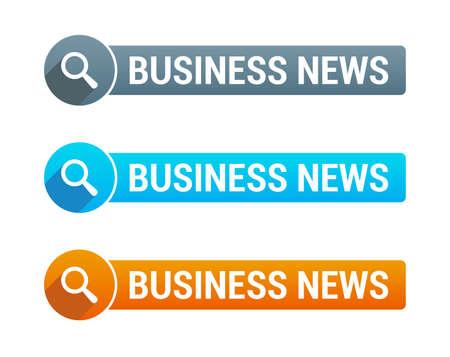 business news: Business News Banner