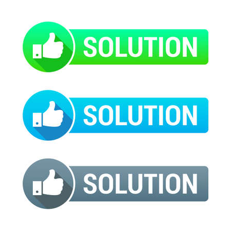 the solution: Solution Banner