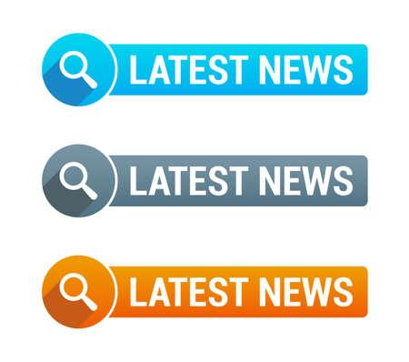 latest news: Latest News Banner
