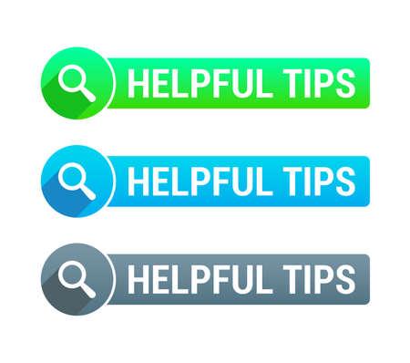 helpful: Helpful Tips Banner