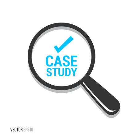 case studies: Case Study Magnifying Glass