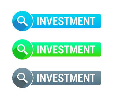 financial advisors: Investment Banner