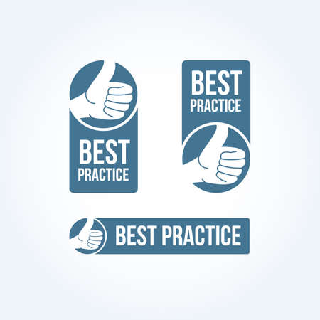 practice: Best Practice Labels Illustration
