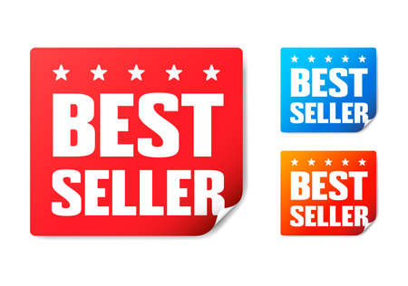 seller: Best Seller Stickers