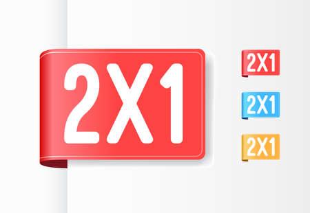 2x1 Ribbons