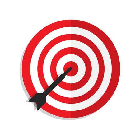 Target Aim Icon Stockfoto - 53955976