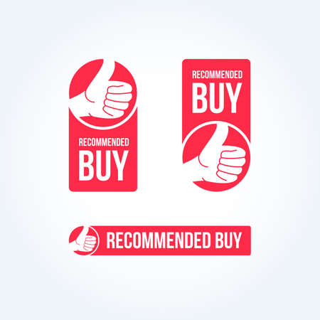 recommended: Recommended Buy Labels