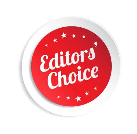 editors: Editors Choice Sticker