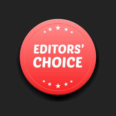 editors: Editors Choice Round Label