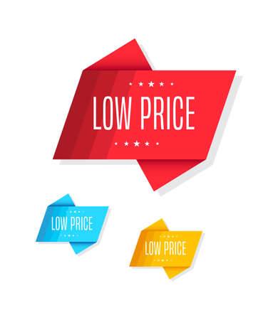 price: Low Price Tags