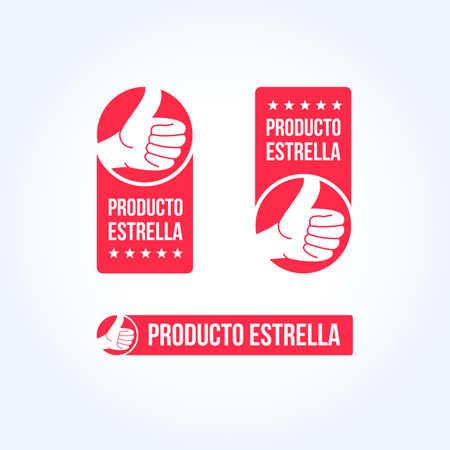 best product: Best Product Labels Spanish