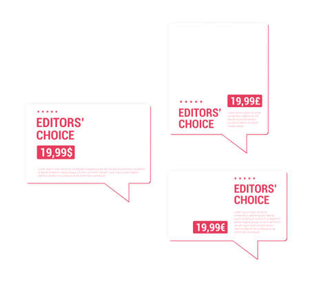 editors: Editors Choice Price Tags