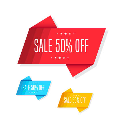 off: Sale 50% Off Tags
