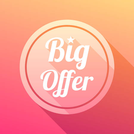 Big Offer Label