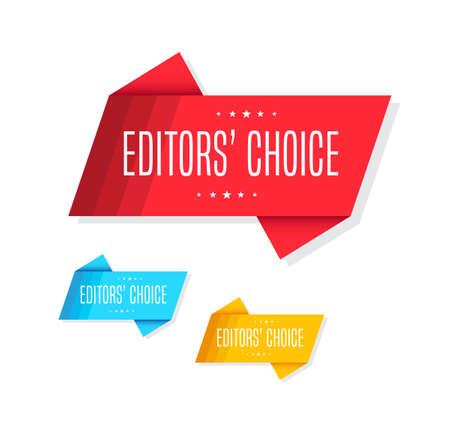 editors: Editors Choice Tags