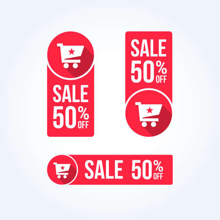 50 off: Sale 50% Off Labels