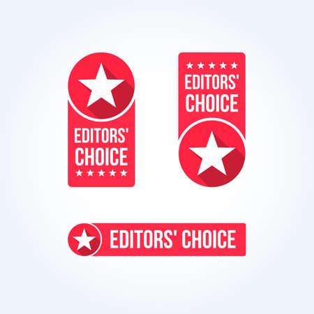 Editors' Choice Labels