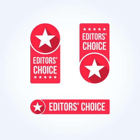 Editors Choice Labels