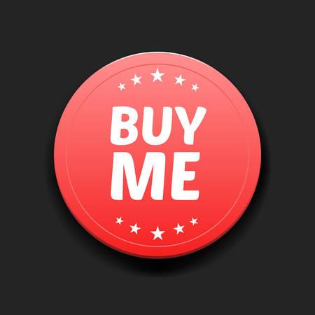 Buy Me Round Label