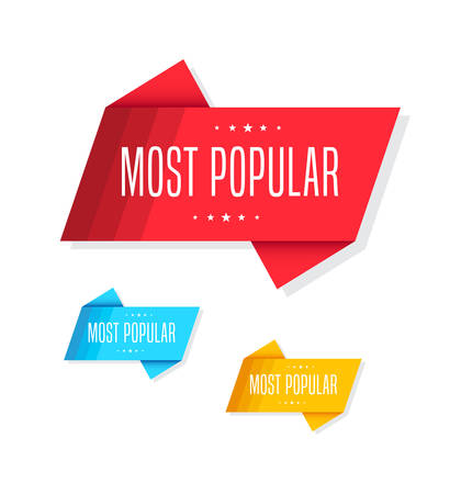 most popular: Most Popular Tags