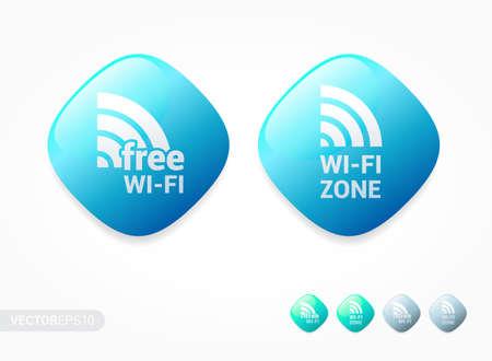 zones: Free Wi-fi & Wi-fi Zones Icons