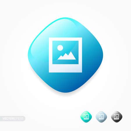 multimedia: Gallery Photography & Multimedia Icons Illustration
