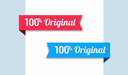 original: 100% Original Ribbons