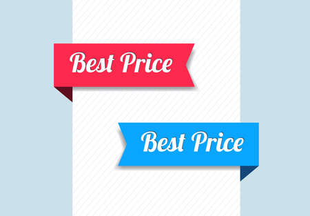 ribbons: Best Price Ribbons Illustration
