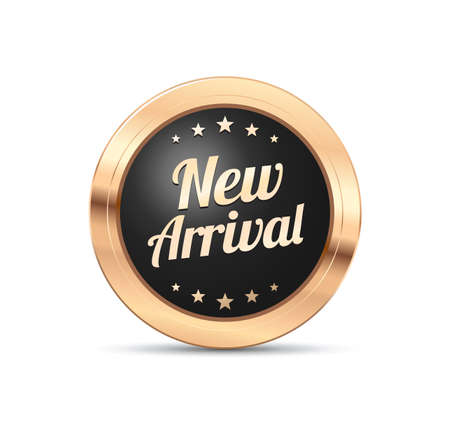 new arrivals: New Arrival Badge