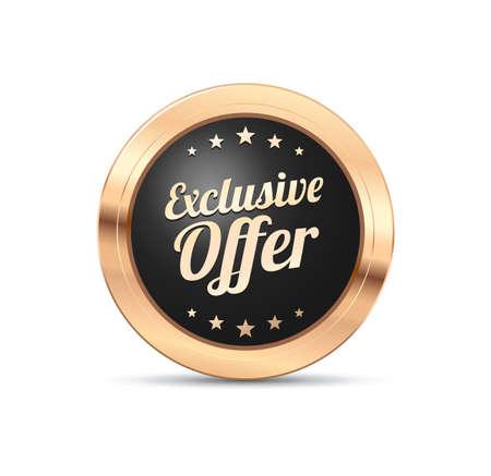 exclusive: Exclusive Offer Badge