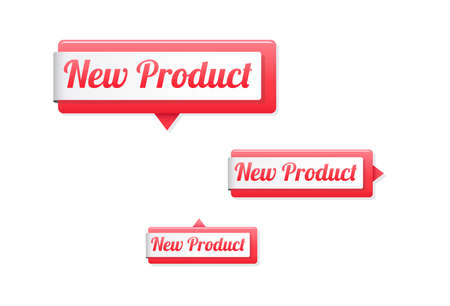 new products: New Products Tags