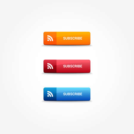 web: Subscribe Web Buttons