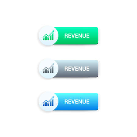 grow money: Revenue Buttons