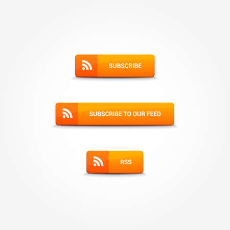 subscribing: Subscribe RSS Buttons