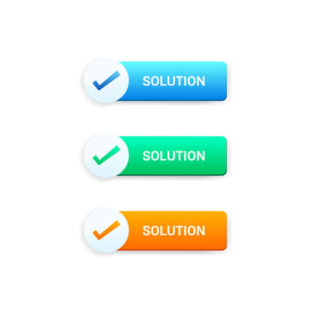 solution: Solution Buttons