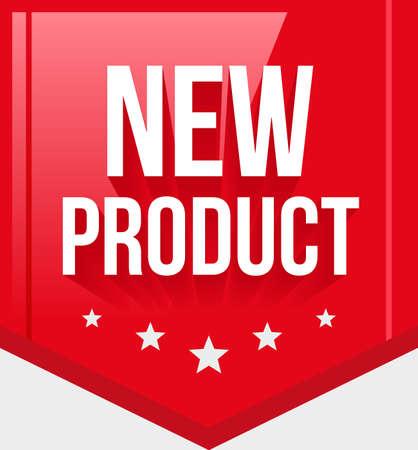 New Product Ribbon