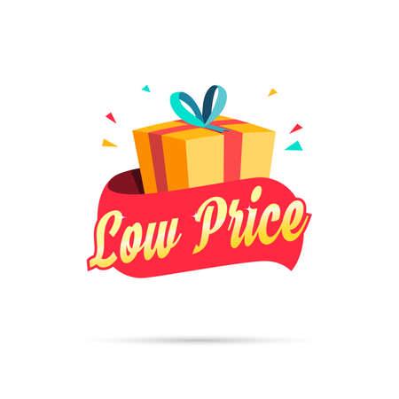 Low Price Shopping Gift Box