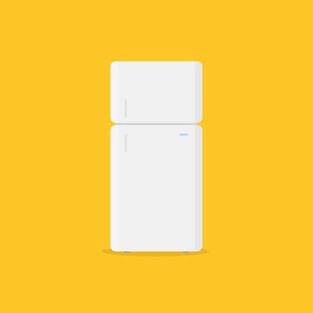 Refrigerator Vector Icon Vectores